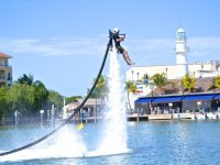 Perform tricks in the Caribbean