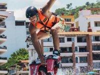 Perform stunts