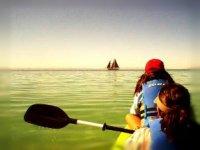 Kayak en pareja