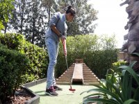 Juega al mini golf
