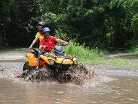 Double Quad bike