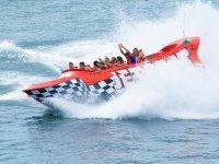 Wild Tours Speed Boat