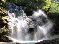 Cacalotenango waterfall