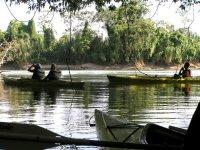 Relax en el rio