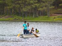 Rowing in family