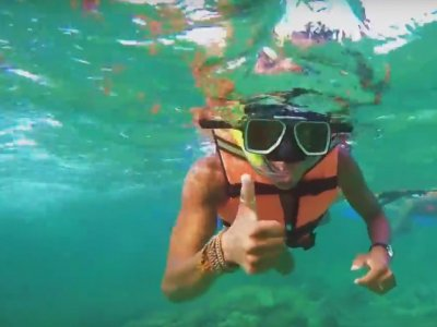 Jungle Tour Adventure Cancún Snorkel