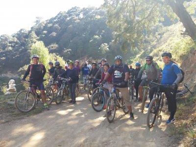 Sierra Explora Ciclismo de Montaña