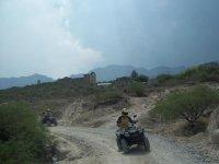 Bucareli mission on ATV