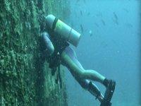Buceo en barcos hundidos