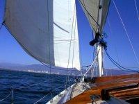 Navegar el pacifico