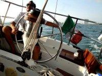 Placer de velear