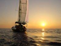 Renta velero en Puerto Vallarta