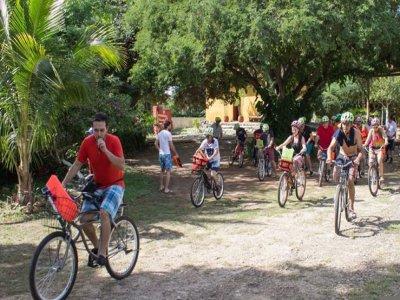 Los 7 Cenotes Ciclismo de Montaña