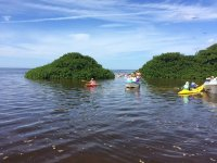 kayaking with guides