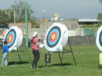 Archery classes for a month