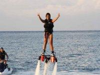 Flyboard en Cozumel