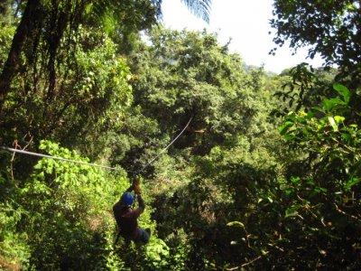 Aldea del Buen Vivir Canopy