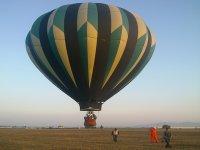 Hot Air Balloon flights
