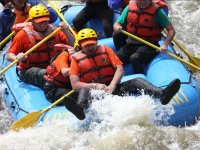Have fun with the rafting