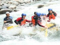 Rafting connection