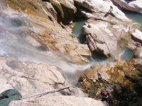 Rappel of much adventure