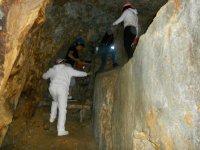 Rutas por la mina
