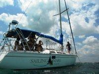 Fun on the high seas