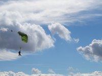Disfrutando del cielo