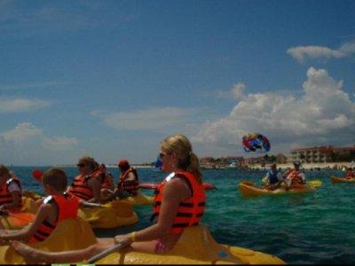 Hotel Moon Palace Cancún Kayaks