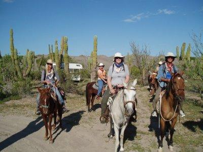 Rancho La Duna Cabalgatas
