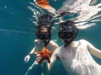 Haz snorkel en los Cabos