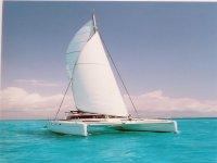 Catamaran Morocoy