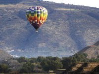 Volando por Teotihuacan