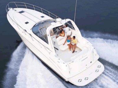 Boat Cancun