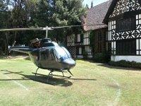 Helicóptero para experiencia personal