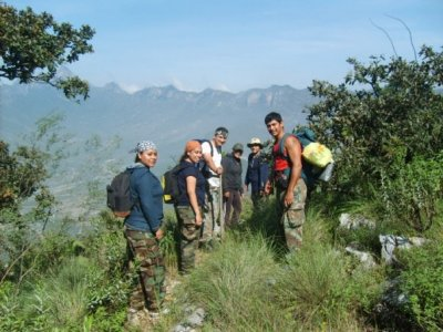 The Rangers Caminata