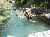 Adrenaline in the canyon