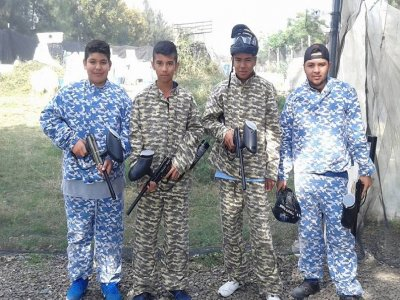 Paintball Army Gotcha