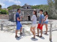 Visit the Mayan ruins
