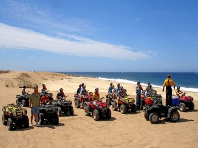 AVT tour for 2 people in San Jose del Cabo