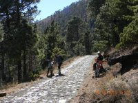 Route to Cerro del Potosí