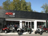 Moto21 Installations