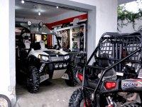 TTaller for SidebySide and ATVs.