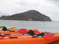 Nuestros kayaks con Wild Loreto
