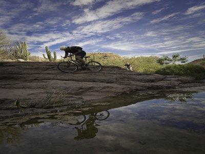 Hotel Santa Fe Loreto Ciclismo de Montaña