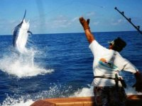 Pesca en las Islas de Loreto