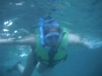 Snorkel in sonora