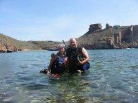 Snorkel como avantura