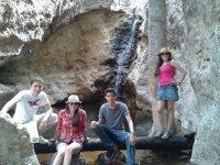 Caminata a cuevas