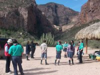 Caminata scout